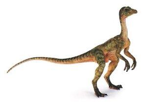 Compsognathus Compy Dinosaur Papo Model Figure Toy
