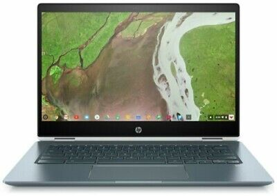HP x360 14 Inch Pentium Gold 4GB 32GB FHD Chromebook – White - USED