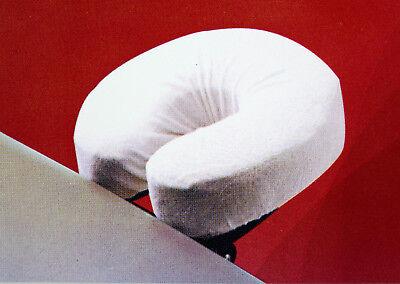 4 x SportPlus Bezug Massageliege Kopfteil Spannbezug Schonbezug Baumwolle 50x13