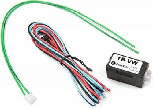 NEW Fortin TB-VW Transponder Bypass for VW and Audi