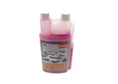Stihl Genuine 0781 319 8411 1L Metered HP 2-Stroke Oil