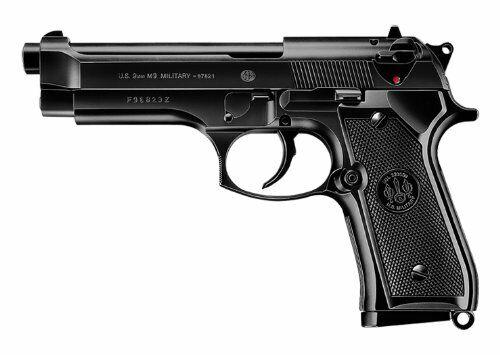 Tokyo Marui No.17 M92F Military 10 years of age or older air HOP handgun