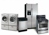 Flat Rate Major Appliance Repair Oakville & GTA - FREE ESTIMATE