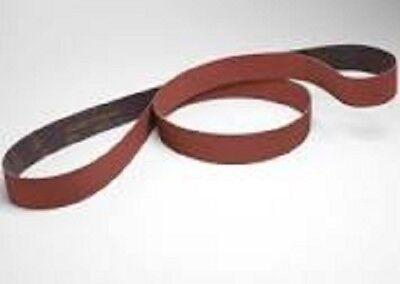 3m 341d Ao 2x48 Sanding Belts 80-grit 5 Belts Free Shipping