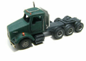 N-Scale-034-KW-034-Tri-Axle-Tractor-Truck-for-Model-Railroad-Showcase-Miniatures-60