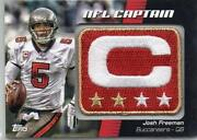 2012 Topps NFL Patch Cards