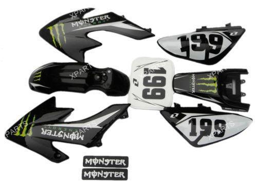 CRF50 Graphics Motorcycle Parts