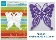 Schmetterling Schablone