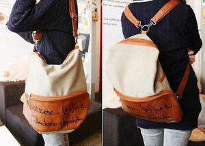 Hobo Backpack Satchel Shoulder Bag 77