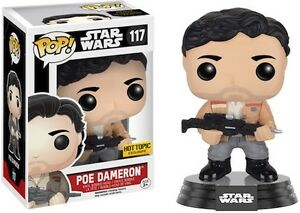 Funko Pop Star Wars figurines