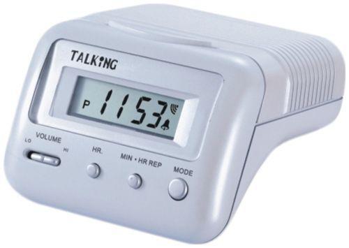 talking alarm clock ebay. Black Bedroom Furniture Sets. Home Design Ideas