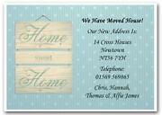 Moving Home Cards