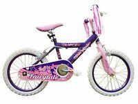 Reflex Fairytale – Purple/Lilac Girls Bike 16