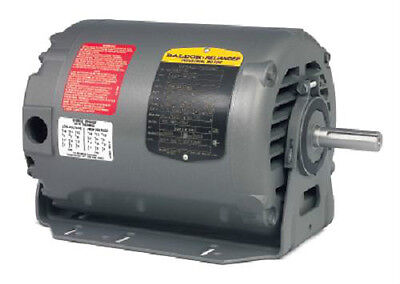 Baldor 1hp | Owner's Guide to Business and Industrial Equipment on