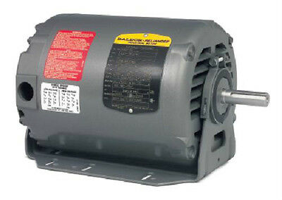 Rm3116a  1 Hp 1750 Rpm New Baldor Electric Motor