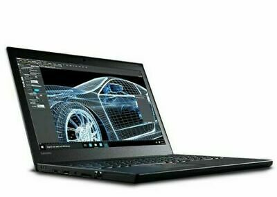 "Lenovo ThinkPad P50s 15.6"" FHD IPS Core i7-6600U 16GB 512GB NVIDIA CAD LAPTOP"
