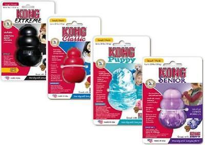 KONG Hundespielzeug extrem robustes Kauspielzeug Puppy, Classic, Senior, Extreme