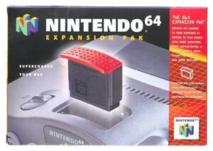 Looking for N64 Expansion Pak