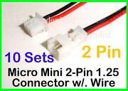 2 Pin Micro Connector