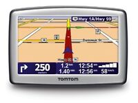 Tomtom xl with uk & western European maps