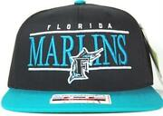 Florida Marlins Snapback