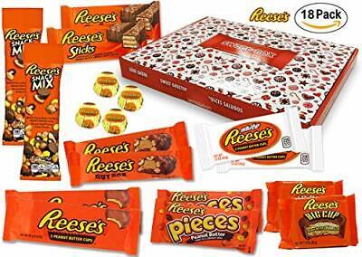 Reese - Sweet-Box - XXL Geschenkkorb | 18 verschiedene