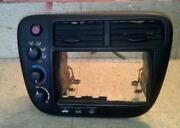 2000 Honda Civic Bezel