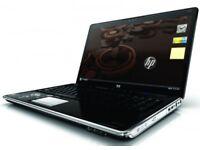 Cheap Laptop Windows 7 Pro HP Pavilion DV6 AMD Athlon 2 Dual Core M320 @ 2.10GHz 3GB RAM 320GB HDD