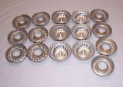Vintage Aluminum Jello Molds