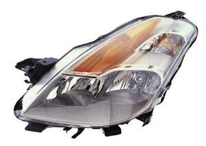 2008-2009 Nissan ALTIMA Headlight Driver Side Coupe High Quality