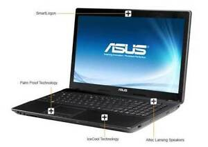 """ASUS K54C 15.6"""" 160GB, 2.2GHz, 6GB Notebook - Windows 7 for $285"""
