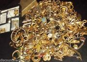 Scrap Gold Jewelry Lot