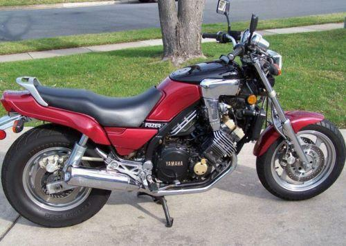 Yamaha Phazer Motorcycle For Sale