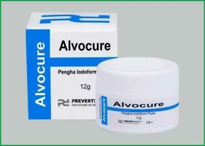 Alvocure Dry Socket Paste Pengha Alveolar Alvogyl Dental Dressing 12g New