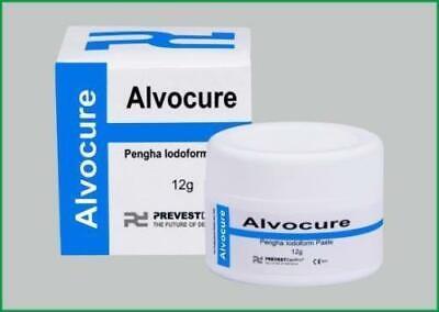 Alvocure Dry Socket Paste Pengha Alveolar Alvogyl Dental Dressing 12g New