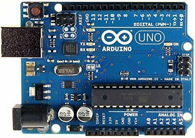Arduino Uno R3 Compatible Atmega328p Microcontroller Card Usb Cable Included