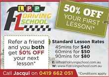 f1 DRIVING SCHOOL AUSTRALIA (NORTHERN AND WESTERN MELB. SUBURBS) Gladstone Park Hume Area Preview
