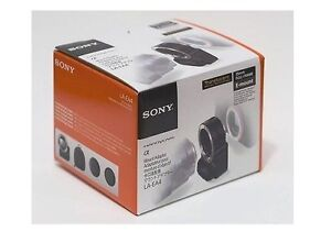 NEW Sony A-Mount to E-Mount Lens Adapter LA-EA4 with AF Motor, USA SHIPPER