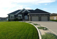 For Rent Executive Home in Niverville