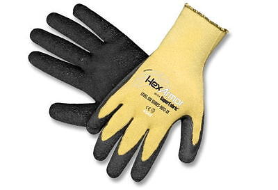 Hexarmor 9012 Blackyellow 9 Superfabric Cut-resistant Gloves Large