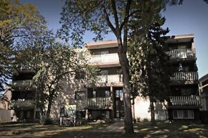 Whyte ave 1 bd Apts for Rent Now - March FREE April Half Price