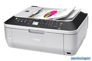 BRAND NEW NEVER USED Canon PIXMA MX320 Office All-In-One Printer