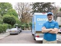 Cheap Removals and Man & Van Service. Online prices in 60 seconds