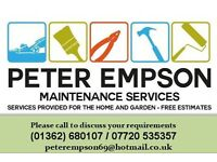Property Maintenance and Garden Services