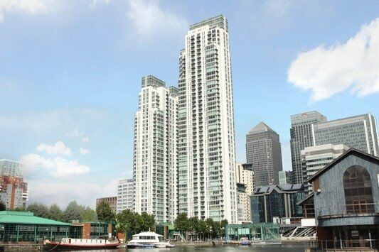 # Stunning 1 bed available now on the 12th floor in Pan Peninsula Square - call now!!