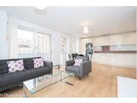 Modern 3 Bed 2 Bath Apartment in Bow, E3, Private Balcony, Rooftop Terrace, Gym, Concierge- VZ