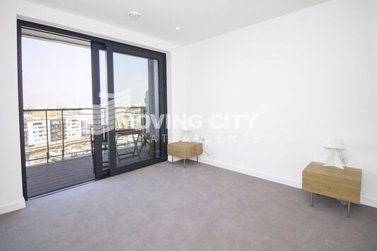 A LUXURY BRAND NEW ONE BEDROOM FLAT TO RENT IN CANARY WHARF E14 WITH GYM CONCIERGE