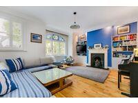 Niton Street - beautifully presented split level three bedroom,purpose built Victorian maisonette