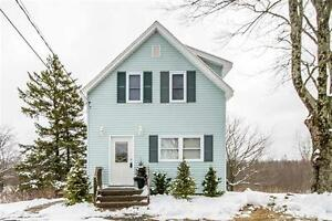 Located on Large Country lot but has Municipal Services!!!