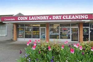 Strata unit + well established Coin Laundry Business